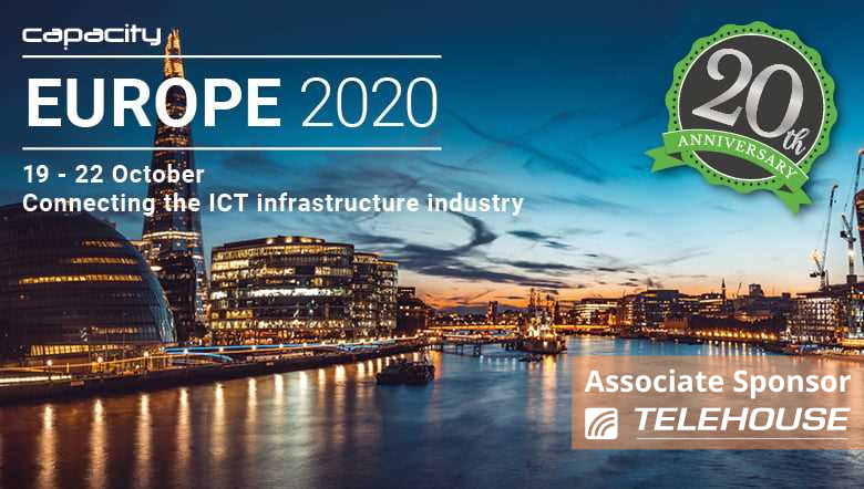 Join us at Capacity Europe 2020